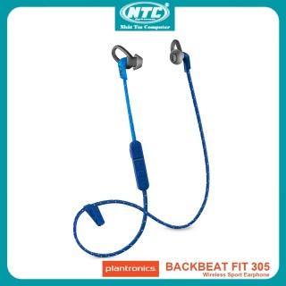 [Nhập ELJUN21 giảm 10% tối đa 200k đơn từ 99k]Tai nghe Bluetooth thể thao Plantronics BackBeat Fit 305 - Hãng phân phối chính thức - Nhất Tín Computer thumbnail