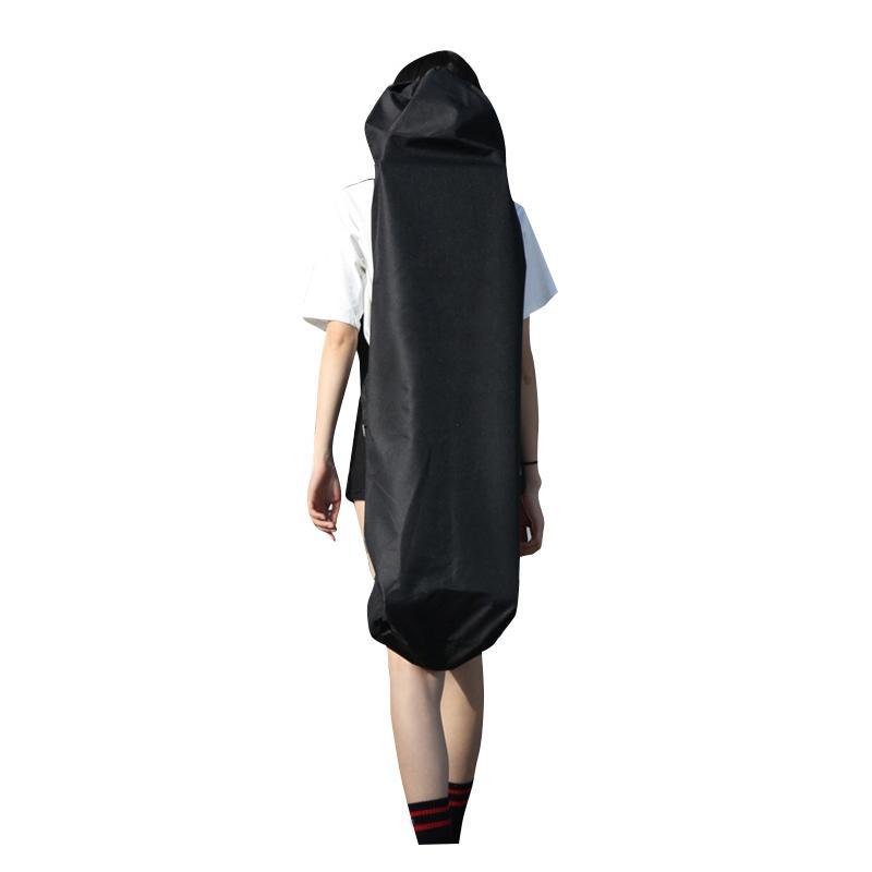 Giá bán 110Cm Long Skateboard Bag Oxford Cloth Skateboard Bag 43 Inch Skateboard Carrying Case Shoulder Travel Longboard Backpack Four Wheel Skateboard Bag