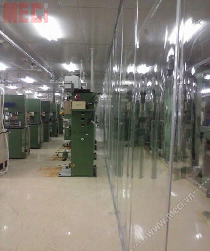 Vách Ngăn Nhựa PVC