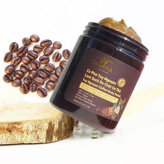Cà phê dầu dừa tẩy da chết body toàn thân tabaha 250ml chính hãng thumbnail