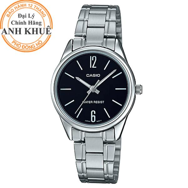 Đồng hồ nữ dây kim loại Casio Anh Khuê LTP-V005D-1BUDF