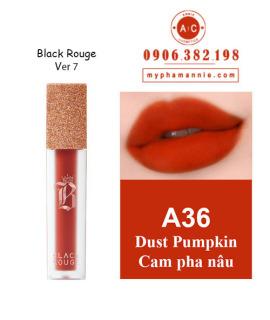 [Mới] Son Black Rouge Ver 7 thumbnail