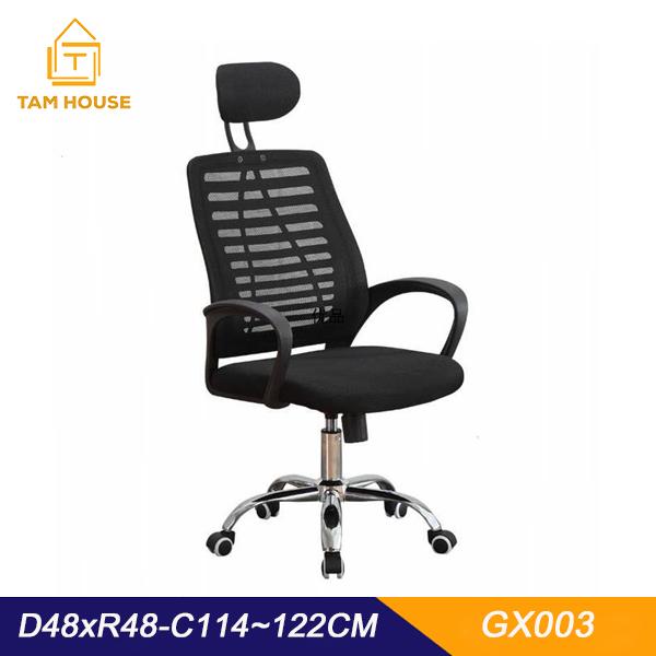 Tâm House Ghế xoay, ghế văn phòng, ghế tựa cao cấp - GX003 giá rẻ