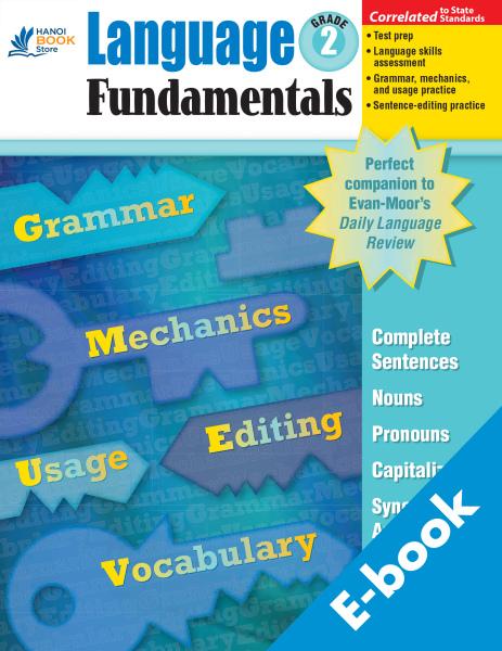 Language Fundamentals Grade 2 - Hanoi bookstore