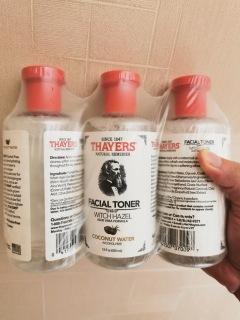 Nước hoa hồng Thayers không cồn 355ml đủ hương thumbnail