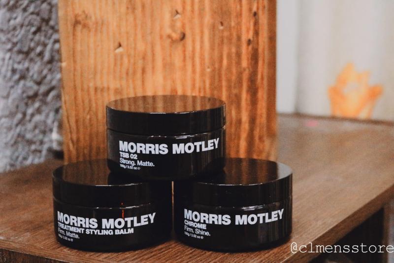 Morris Motley Chrome - vỏ đen 2019 giá rẻ