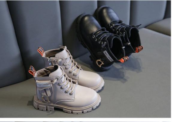 (KÈM ẢNH THẬT) Giày Boot cho bé gái,bé trai phong cách hàn quốc EB004 giá rẻ