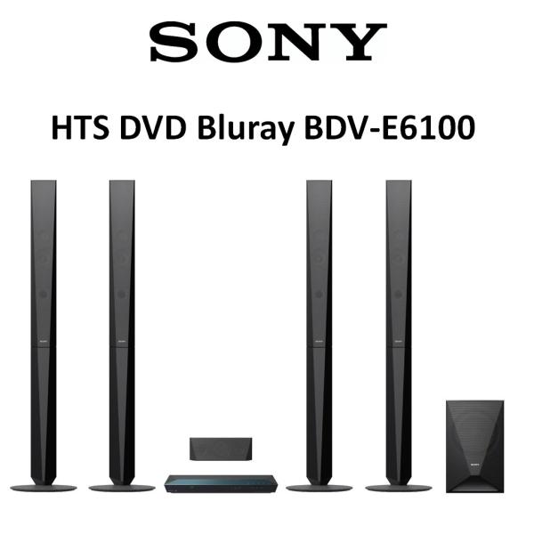 dàn âm thanh sony E6100 5.1 1000W hàng chính hãng