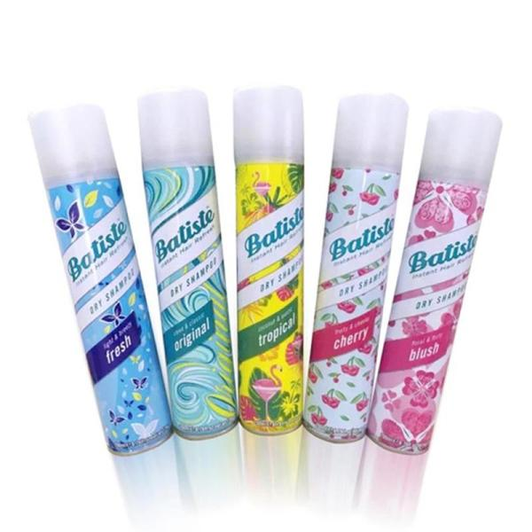 Dầu gội khô Batiste Dry Shampoo 200ml