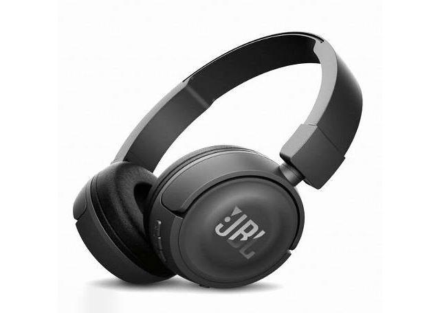 Tai Nghe Bluetooth JBL T450BT (màu đen) Giá Rẻ Nhất Thị Trường