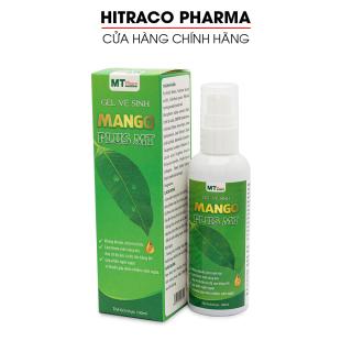 Gel vệ sinh phụ nữ tinh chất xoài Mango Plus MT - Chai 100ml thumbnail
