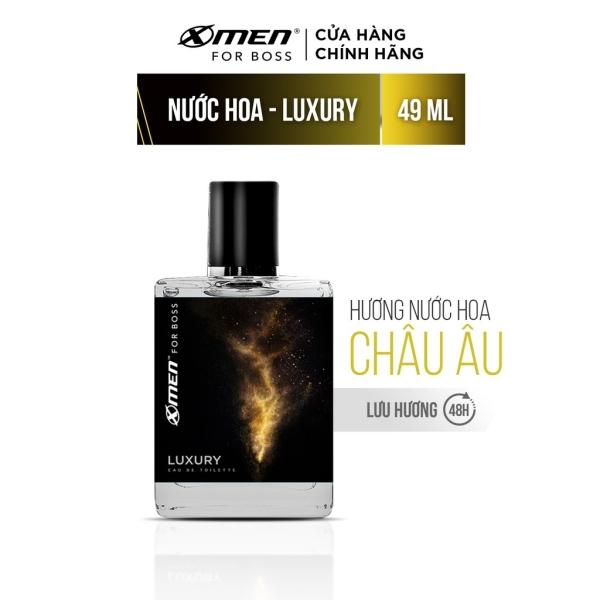 Nước hoa EDT X-Men for Boss Luxury 49ml - Mùi hương sang trọng tinh tế