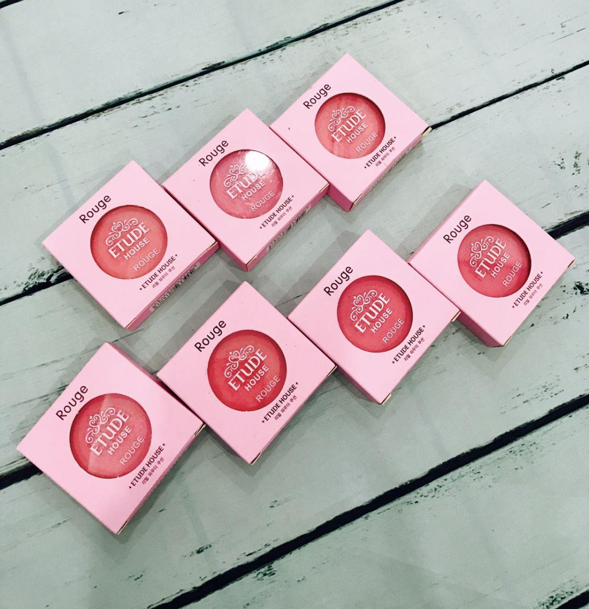 Phấn má hồng Etude House Rouge Thêm Điểm Nhấn Cho Gương Mặt 15g - Hồng tốt nhất