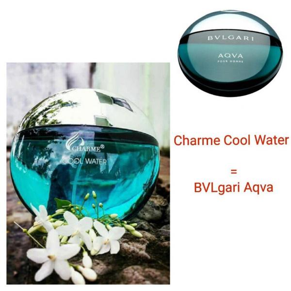 Nước Hoa Nam EDP CHAME COOL WATER 100ML