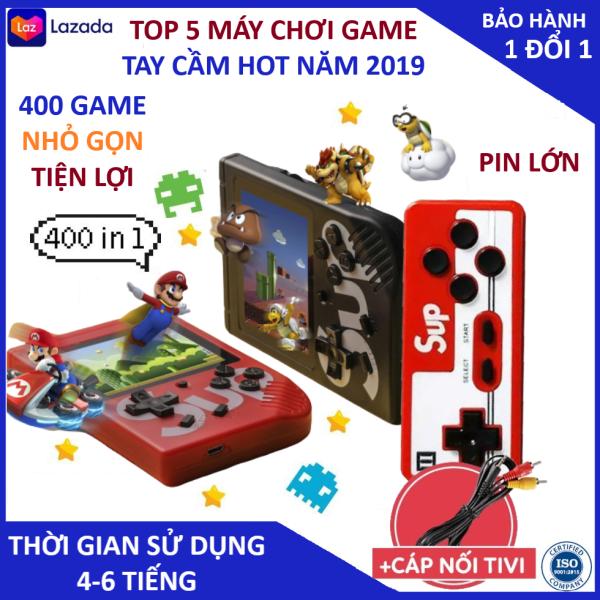 Máy chơi game Máy Sup kèm tay cầm gồm 416 game (Lưu ý sản phẩm gồm 2 mã tuỳ chọn mua kèm tay game hoặc mua không kèm tay game - và 1 mã tay game lẻ ) vui lòng chọn đúng mã khi mua