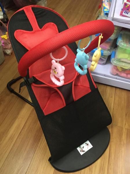 Ghế nhún cao cấp tặng kèm đồ choi - kiểm tra hàng và có bảo hành, chất liệu và thiết kế thông minh, đảm bảo an toàn cho trẻ sử dụng