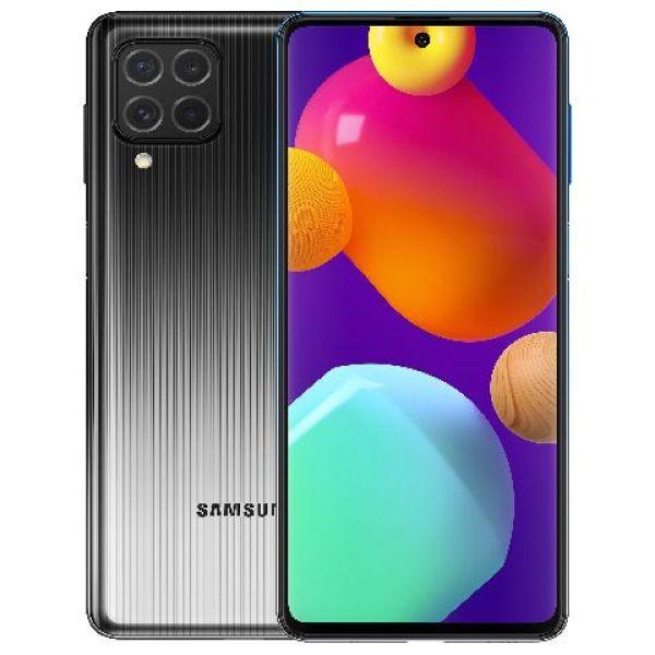 Điện thoại SAmsung Galaxy M62 (8GB/256GB) Pin khủng 7000 mAh, nguyên seal, chính hãng, MỚI 100%, Màn hình rộng: 6.7 Full HD+, Camera sau: 64 MP, 12MP và 5MP, 5MP,  Camera trước: 32 MP,  Chipset: Exynos 9825