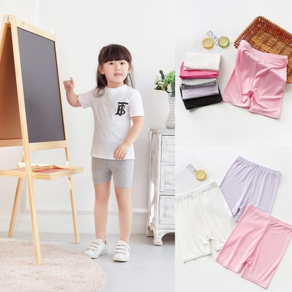 Giá bán (Video) Quần legging đùi quần short thun cotton bé gái 2-10 tuổi quần mặc váy cực đẹp