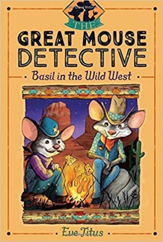 Fahasa - Basil in the Wild West (Great Mouse Detective)