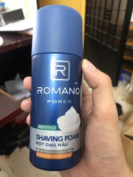 Bọt cạo râu Romano 175ml giá rẻ