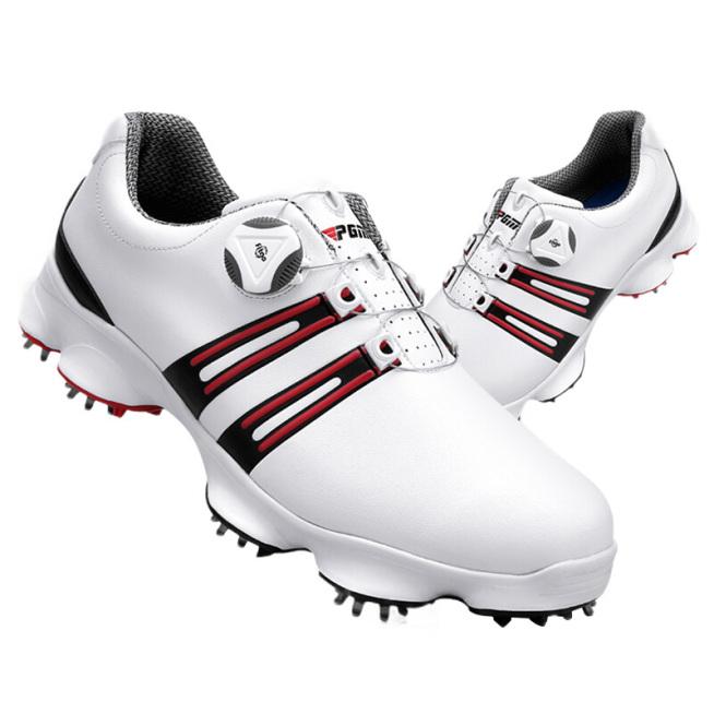 Giày Golf Nam - PGM XZ102 Men Microfibre Auto-Lacing Golf Shoes giá rẻ