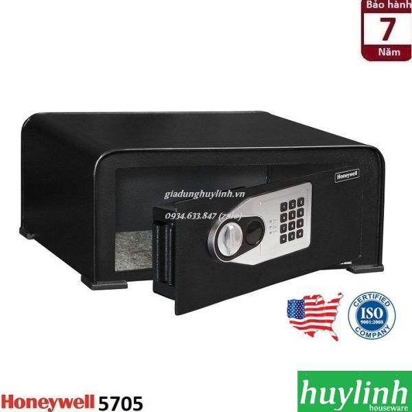 Két sắt điện tử khách sạn Honeywell 5705 - thương hiệu Mỹ