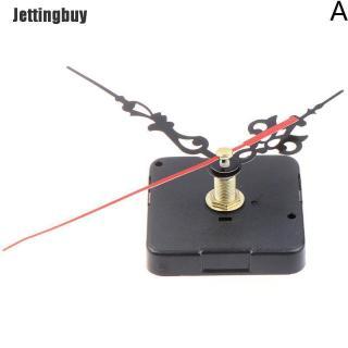 Jettingbuy DIY Cơ Chế Đồng Hồ Cơ Chế Chuyển Động Im Lặng Công Cụ Thay Thế Trang Trí Nội Thất thumbnail