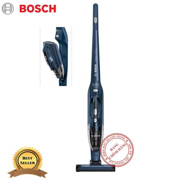 Máy hút bụi không dây Bosch BBHL22140 21.6V (Xanh) - Hãng phân phối