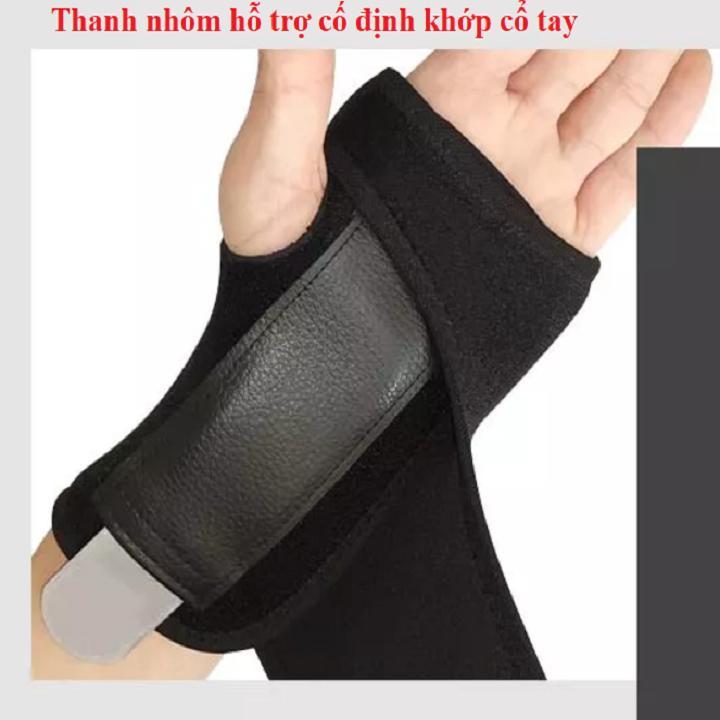 Đai nẹp cố định cổ tay nhỏ gọn tiện lợi khi sử dụng, thương hiệu Ortho (3XL=Trai, 4XL=Phải)