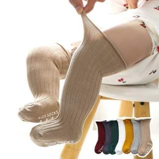 Tôi Yêu DADDY & Xác Ướp New Baby Socks Cotton Mềm Đầu Gối Cao Dài Sao In Cao Su Có Đế Chống Trượt 0-12 Tháng Trẻ Em Vớ Sơ Sinh Cho Boy Girl