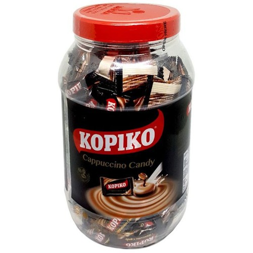 Kẹo cà phê Kopiko hũ 600g