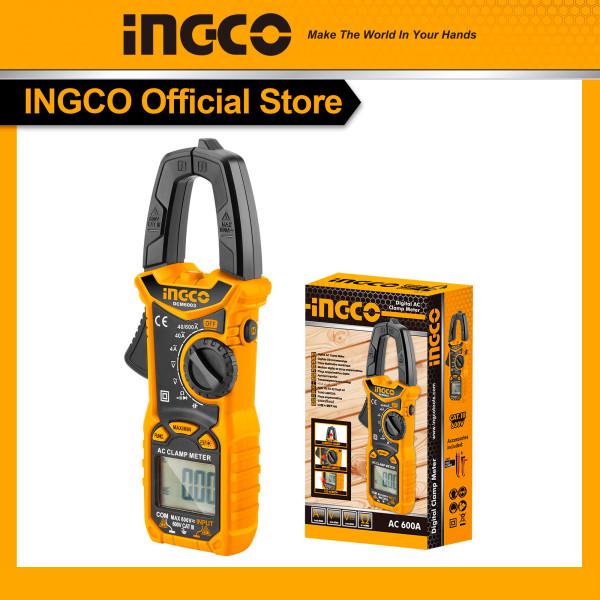 Kìm đo AC kỹ thuật số INGCO DCM6003