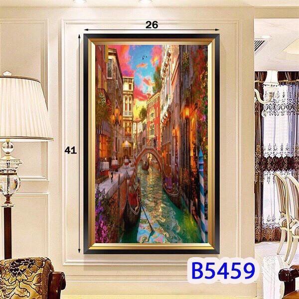 Bảng giá Đèn Tranh Gồm 3 Chế Độ Ánh Sáng – Đèn Soi Tranh 3d Trang Trí Phòng Khách, Phòng Ăn, Phòng Ngủ phong cách hiện đại