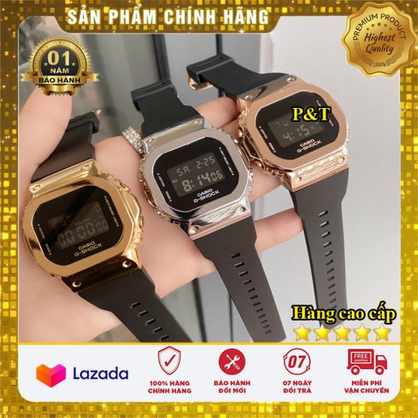 Nơi bán Đồng hồ Casio G-Shock Nam GM-S5600 - Sành điệu - Sang trọng - Đồng hồ P&T [ FreeShip- Hàng cao cấp- Full box ]