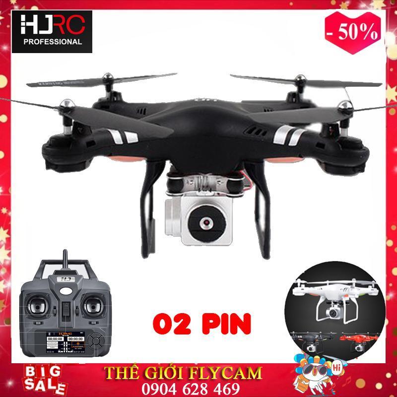 [Bộ 02 pin] Máy Bay chụp ảnh Flycam HJRC H5 CAMERA 2.0MP Chụp ảnh - Quay phim HD với CAMERA 2.0MP ấn tượng- Thế giới Flycam