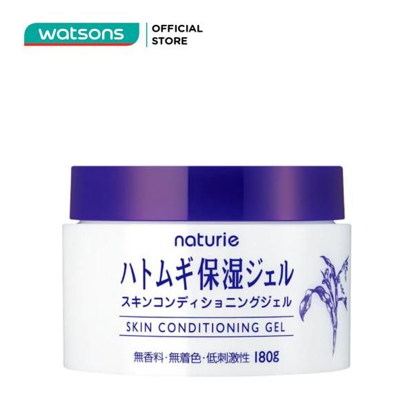 Gel Dưỡng Da Naturie Hatomugi Skin Conditioning Chiết Xuất Từ Hạt Cây Ý Dĩ 180g giá rẻ