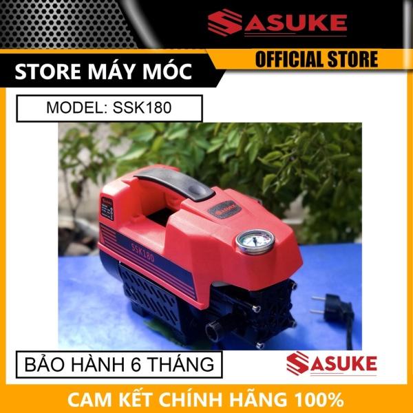 [HCM]Máy xịt rửa xe cao cấp SASUKE SSK180 - HÀNG CHÍNH HÃNG