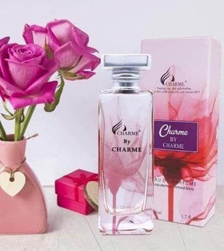 nước hoa nữ by cha.rme.50ml
