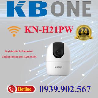 Camera IP hồng ngoại không dây 2.0 Megapixel KBVISION KBONE KN-H21PW thumbnail