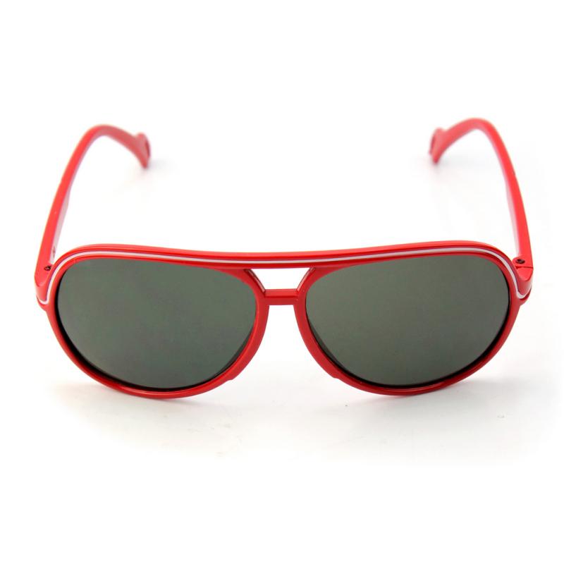 Giá bán lgpenny hợp thời trang Hot Trend Baby Boy Girl Kính râm trẻ em dễ thương Kính đỏ Unisex