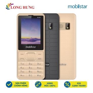 Điện thoại Mobiistar B248i - Hàng chính hãng - Màn hình 2.4 inch LCD, Hỗ trợ thẻ nhớ 8GB, 2 Sim 2 Sóng, Pin 1000mAh thumbnail