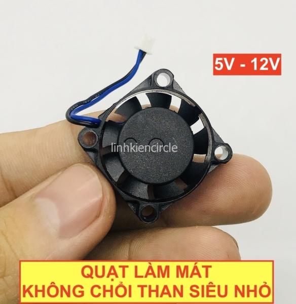 Quạt làm mát không chổi than siêu nhỏ 5V-12V - LK0290