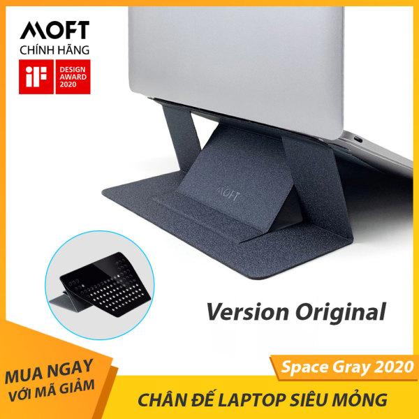 Bảng giá | New 2020 | Đế Nâng Tản Nhiệt Laptop, Di Động Chân Đế MOFT Stand Original Cho Macbook Phong Vũ