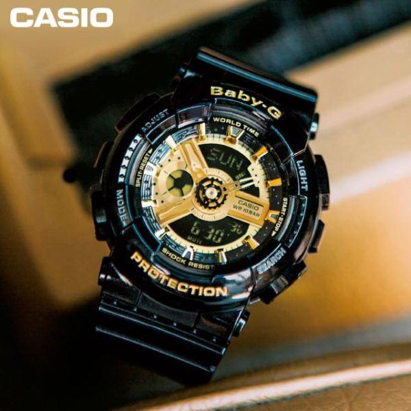 Nơi bán Đồng hồ CasioBA110 Baby-G Nữ