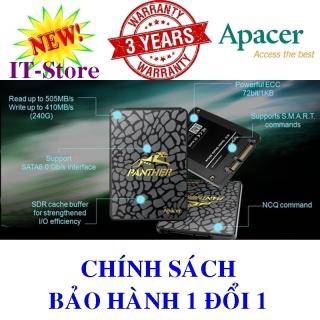 [HCM]SSD 120GB Apacer Panther 2.5 AS340 sata III - Tem VITA Vĩnh Xuân Elite thumbnail