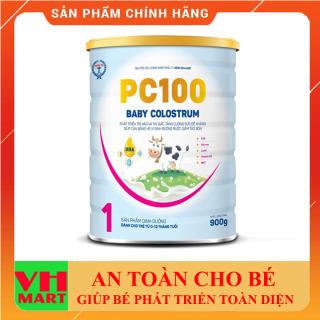 Sữa Bột PC100 Baby Colostrum 900gr Cho Bé Từ 0-12 Tháng Tuổi thumbnail