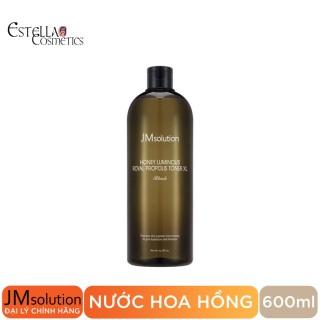 Nước hoa hồng JM Solution Honey Royal Propolis Luminous Toner XL 600ml, cam kết sản phẩm đúng mô tả, chất lượng đảm bảo thumbnail
