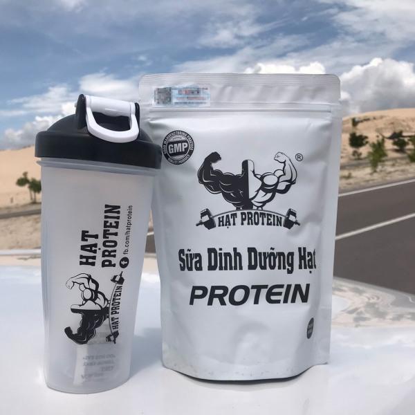 [HCM]Sữa Dinh Dưỡng Hạt Protein ( Hạt chiaHạt óc chóHạt nhânHạt điềuHạt dẻYến mạchBột chocolate....)