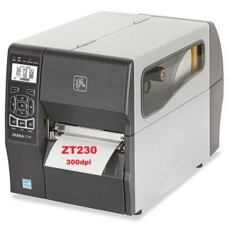 Máy in mã vạch, in tem nhãn Zebra ZT230 (300dpi) - Máy Công Nghiệp thumbnail