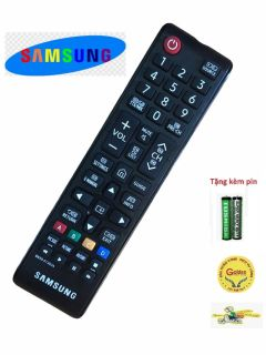 Điều khiển tivi samsung BN59-01303A smart internet zin theo máy nút vào mạng hình ngôi nhà - Tặng kèm pin - Remote tivi samsung xịn theo máy - Remote Samsung smart internet dùng tương thích với tất cả tivi samsung internet hiện nay thumbnail
